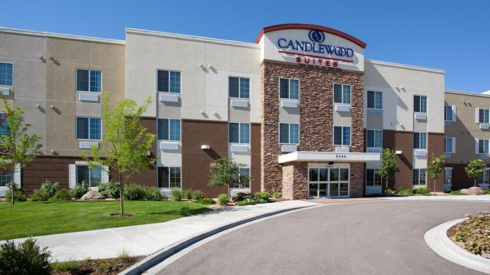 Exterior view Candlewood Suites LOVELAND