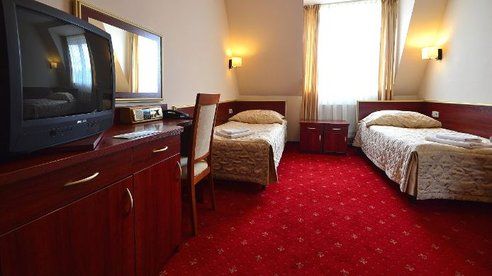 Double room (standard) Hotel Jantar