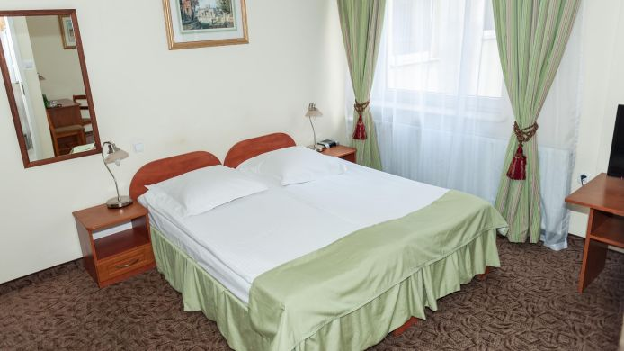 Double room (superior) Hit Hotel