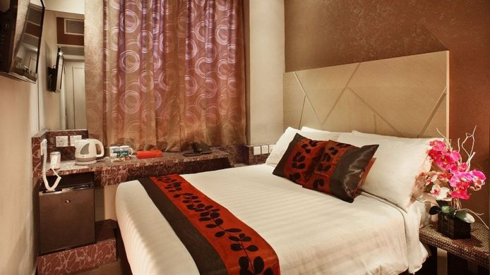 Single room (standard) Fragrance Hotel - Ruby