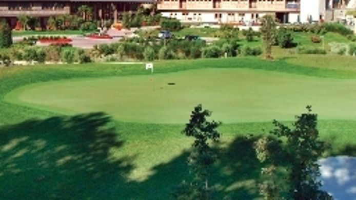 Exterior view Active Hotel Paradiso Golf