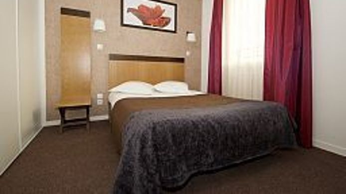 Double room (standard) Appart'Hotel Odalys Bioparc
