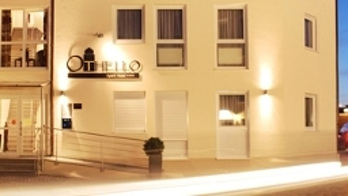 Exterior view Othello Apart Hotel