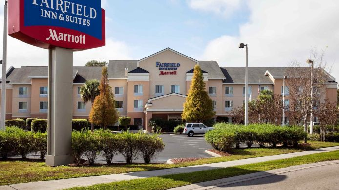 Exterior view Fairfield Inn & Suites Lakeland Plant City