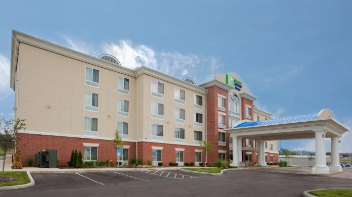 Buitenaanzicht Holiday Inn Express & Suites DAYTON SOUTH FRANKLIN