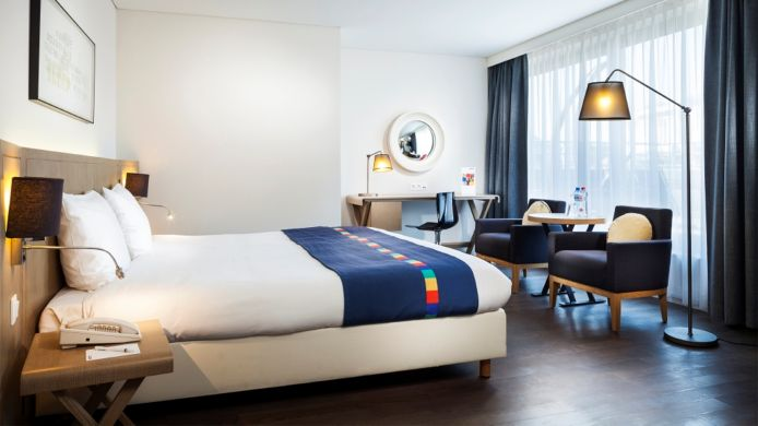 Junior-suite Park Inn By Radisson Antwerpen