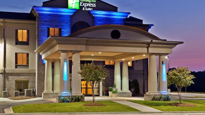Exterior view Holiday Inn Express & Suites OPELIKA AUBURN
