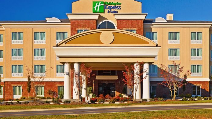 Exterior view Holiday Inn Express & Suites OOLTEWAH SPRINGS-CHATTANOOGA