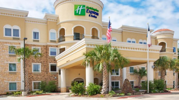 Buitenaanzicht Holiday Inn Express & Suites LUFKIN SOUTH