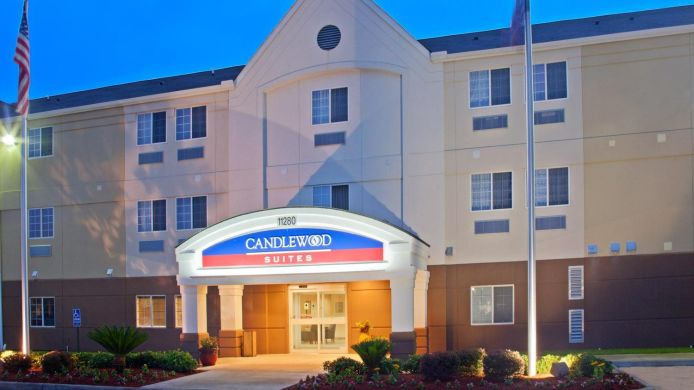 Exterior view Candlewood Suites HOUSTON WESTCHASE - WESTHEIMER