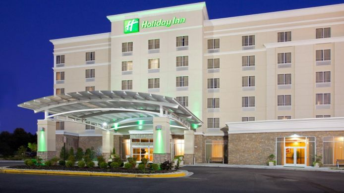 Exterior view Holiday Inn PETERSBURG NORTH- FORT LEE