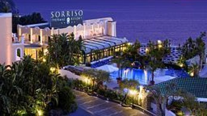 Exterior view Sorriso Thermae Resort & Spa