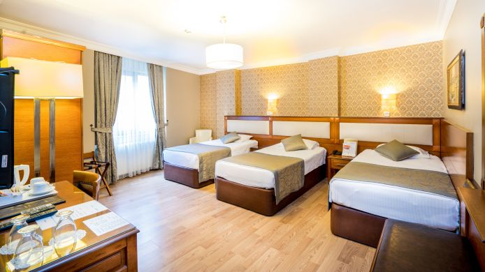 Triple room Levent Hotel