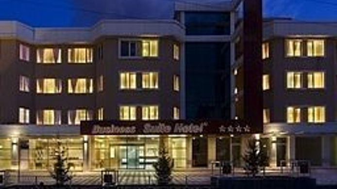 Exterior view Business Hotel Cerkezkoy
