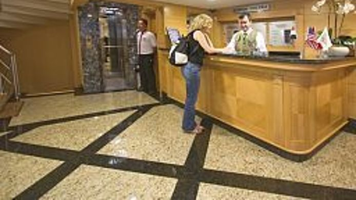 Reception Express Star Hotel Taksim