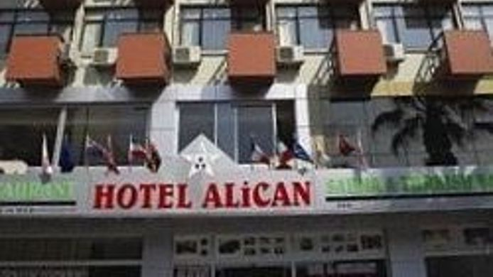 Exterior view Alican 1&2 Hotels