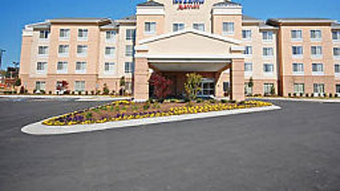 Exterior view Fairfield Inn & Suites Conway