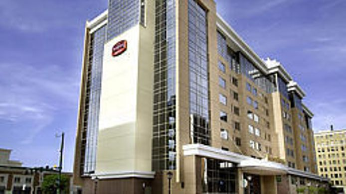 Exterior view Residence Inn Norfolk Downtown