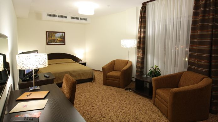 Junior suite Mitino Hotel