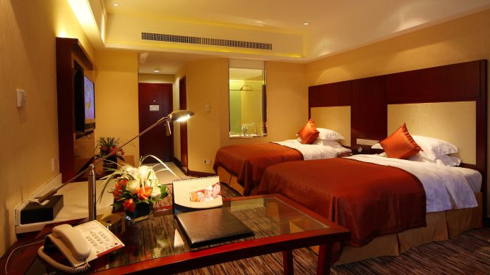 Double room (standard) Jinling Lakeview Hotel