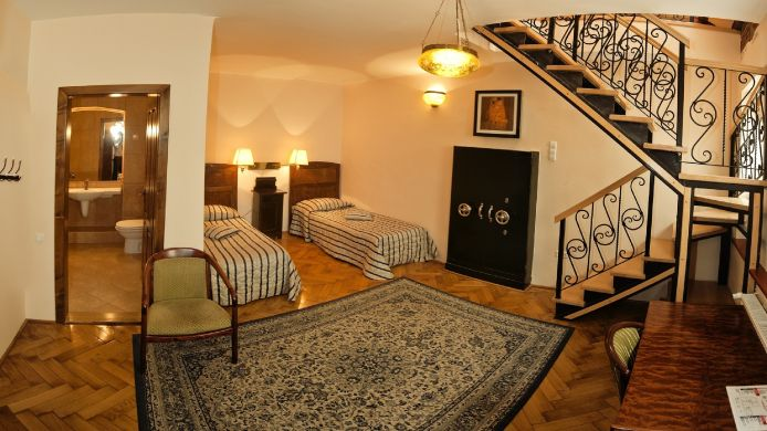 Junior-suite Casa Wagner Brasov