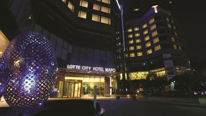 Foto Lotte City Hotel Mapo