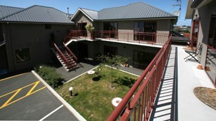 Buitenaanzicht BEST WESTERN 555 ON BAYVIEW