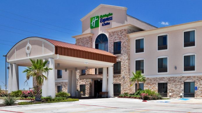 Exterior view Holiday Inn Express & Suites HUTTO