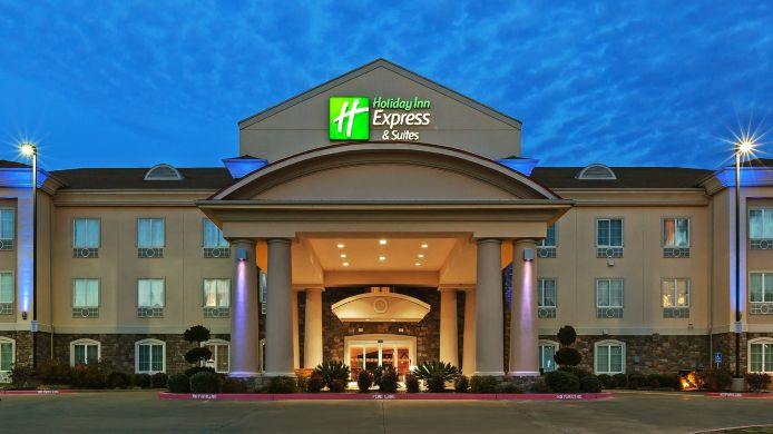 Exterior view Holiday Inn Express & Suites KILGORE NORTH