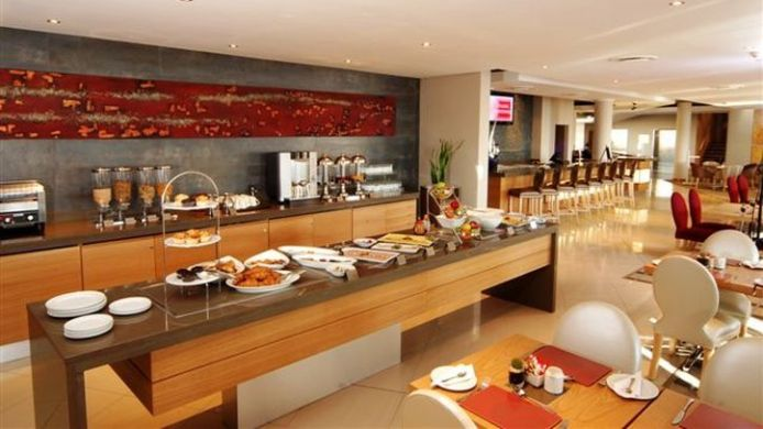 Restaurant Holiday Inn Express SANDTON - WOODMEAD