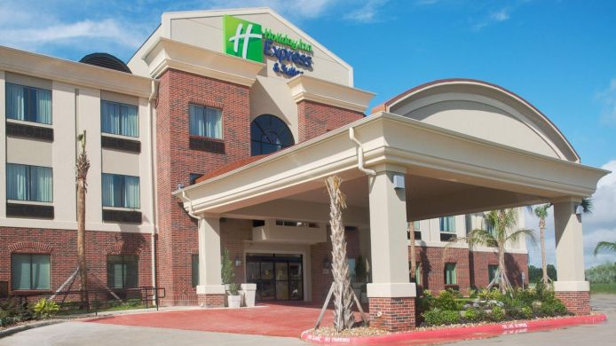 Exterior view Holiday Inn Express & Suites WINNIE