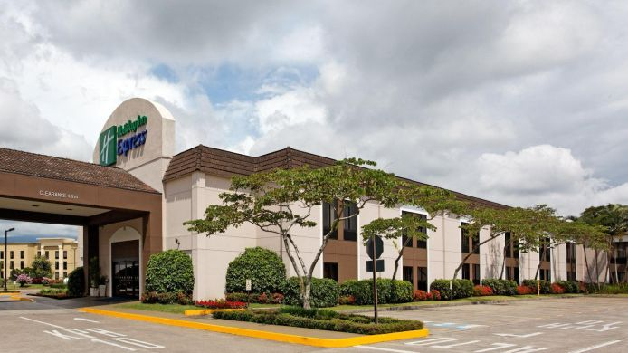 Außenansicht Holiday Inn Express SAN JOSE COSTA RICA AIRPORT