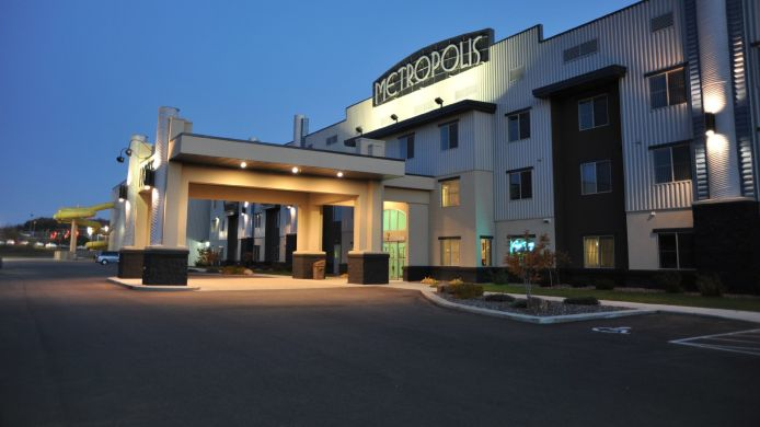 Exterior view METROPOLIS RESORT