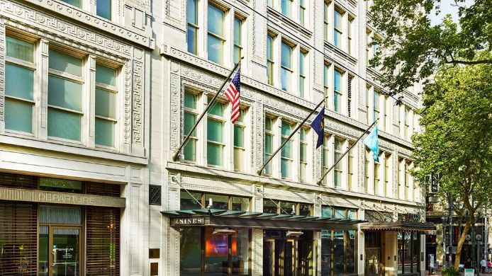 Buitenaanzicht Portland  a Luxury Collection Hotel The Nines