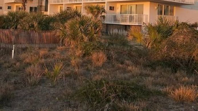 Exterior view BEACH HOUSE AT THE DUNES-TYBEE ISLAND