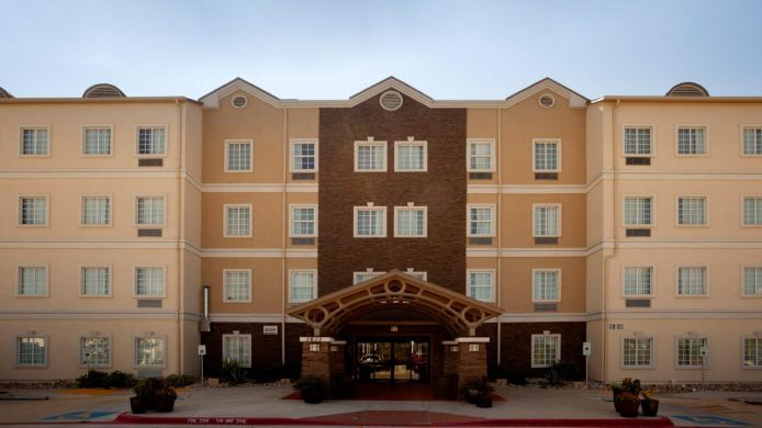 Buitenaanzicht Staybridge Suites AUSTIN AIRPORT