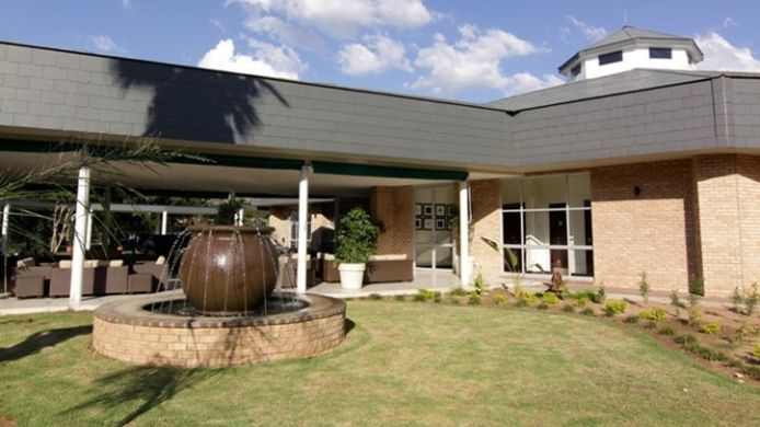 Exterior view Cresta Lodge Gaborone