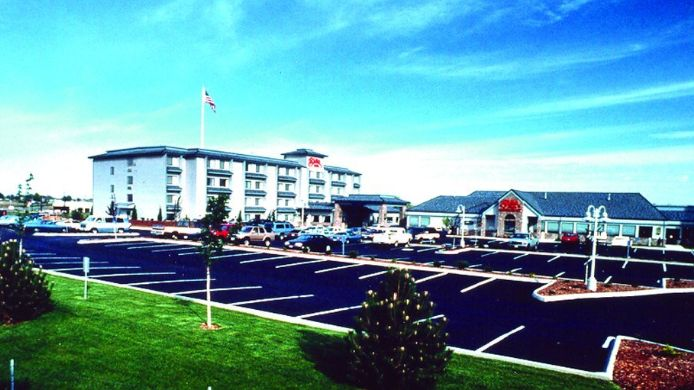 Exterior view SHILO INN SUITES HOTEL  NAMPA