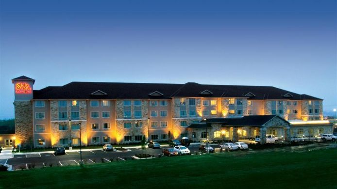 Exterior view SHILO INN AND SUITES KILLEEN