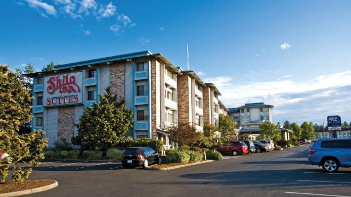 Exterior view SHILO INN AND SUITES TACOMA