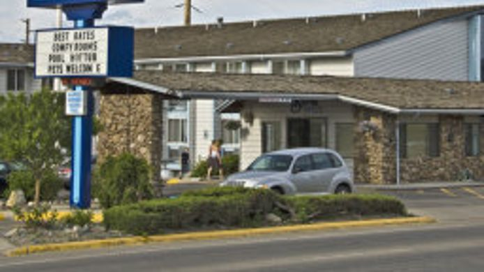 Buitenaanzicht SHILO INN AND SUITES  HELENA