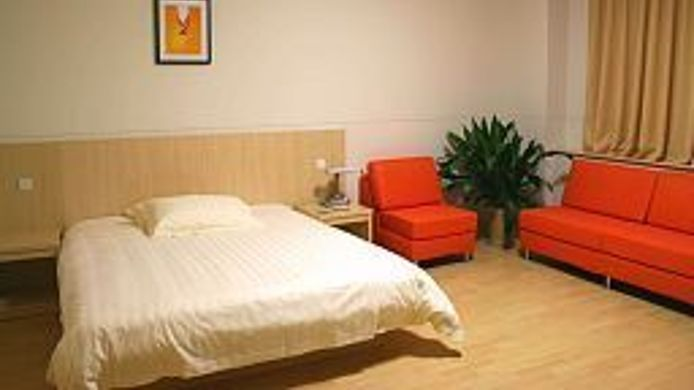 Room Jin Jiang Inn West Wu Si Rd