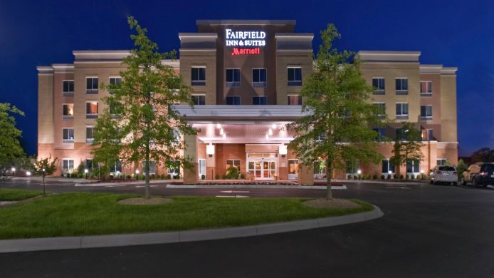 Exterior view Fairfield Inn & Suites Louisville East