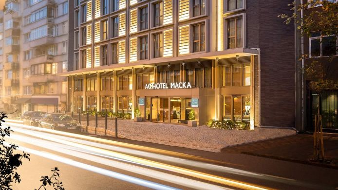 Exterior view AC Hotel Istanbul Macka