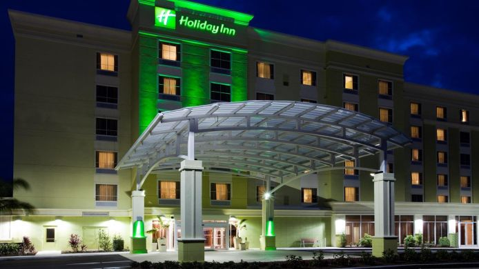 Buitenaanzicht Holiday Inn SARASOTA-AIRPORT