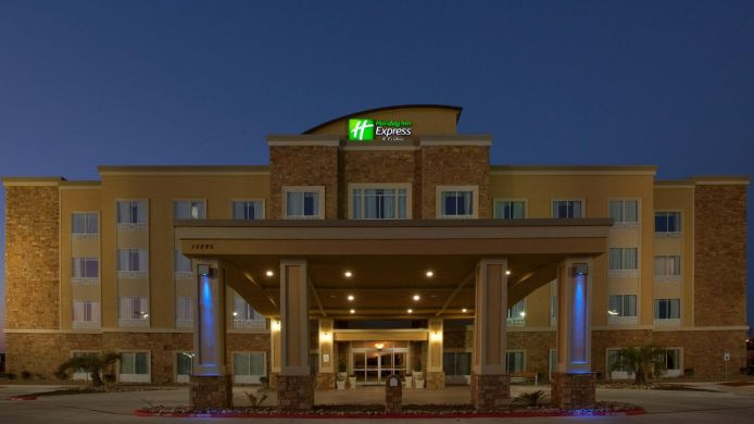 Exterior view Holiday Inn Express & Suites AUSTIN SOUTH-BUDA