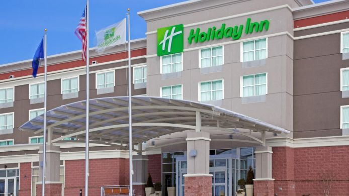 Exterior view Holiday Inn FLORENCE