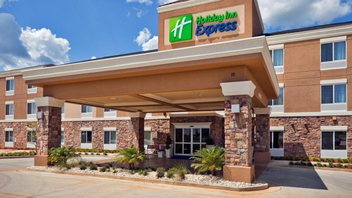 Exterior view Holiday Inn Express ATMORE