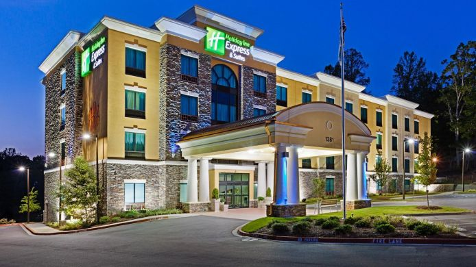 Buitenaanzicht Holiday Inn Express & Suites CLEMSON - UNIV AREA