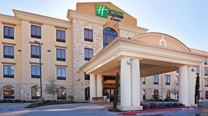Exterior view Holiday Inn Express & Suites DALLAS CENTRAL MARKET CENTER